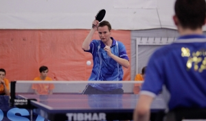 Table tennis player Půlpán: Third victory?