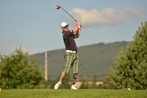 We are glad that paragolf will appear at the Paralympics