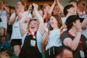 In September, Brno hosts the European Games for disabled youth, with more than 600 participants