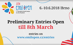 Preliminary Entries Open!