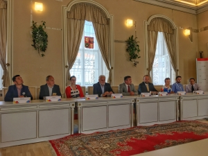 European Games are a benefit to Brno, agreed city and country representatives
